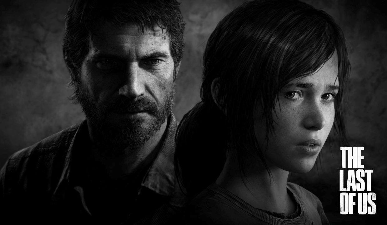 The Last of Us joel ed ellie