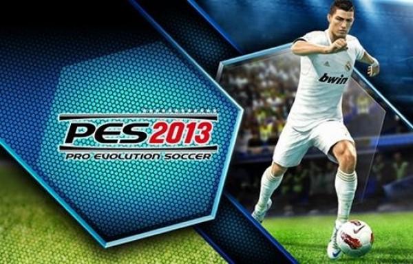 Pro Evolution Soccer 2013 ronaldo