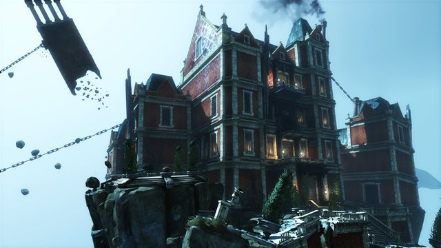 Dishonored Dunwal City Trials Dlc 27112012