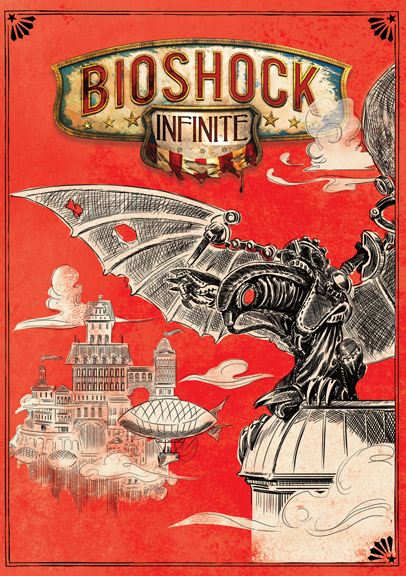 bioshock infinite copertina alternativa