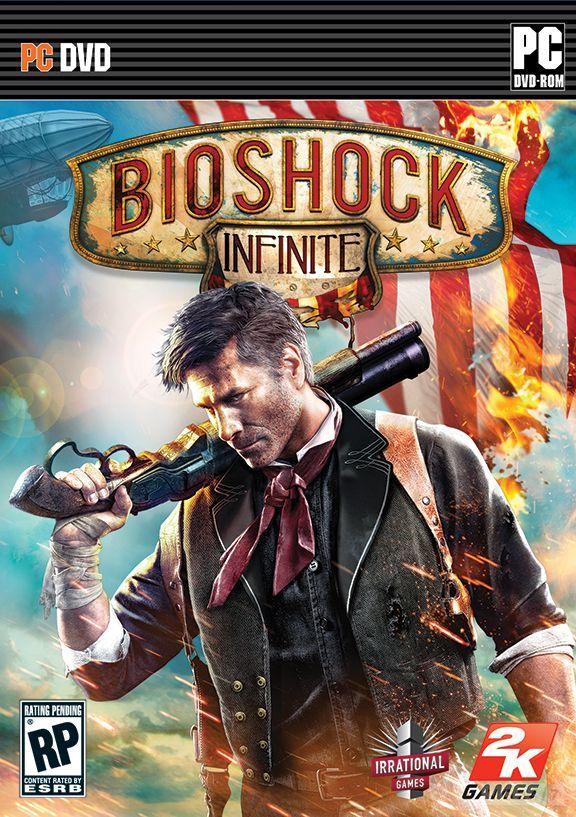 bioshock infinite copertina americana