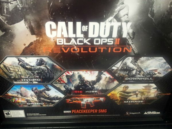 call of duty black ops revolution map pack