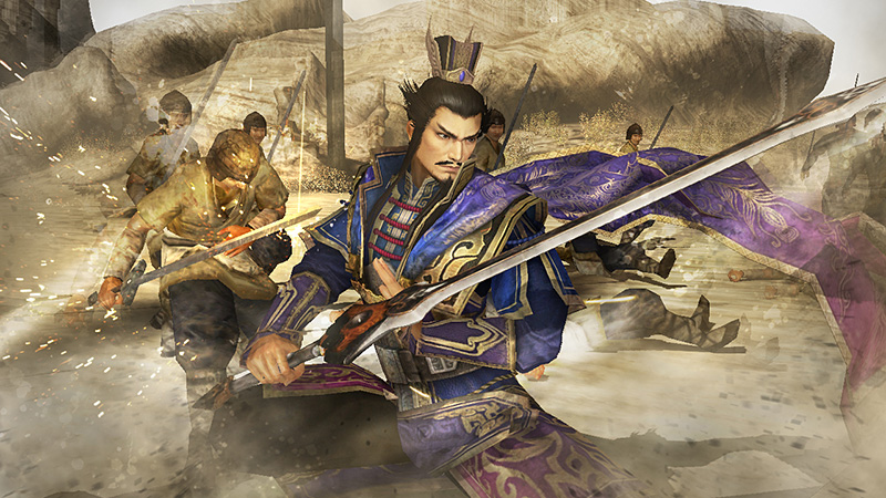 dynasty warriors 8 A