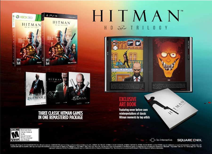 hitman trilogy b