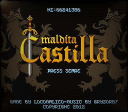 Maldita  Castilla Locomalito titoli