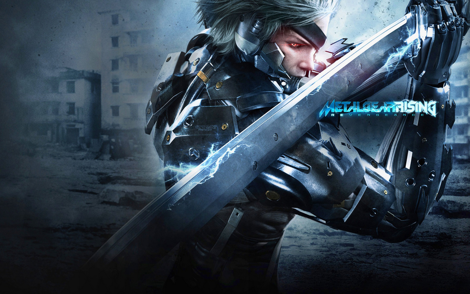 metal gear rising revengeance A