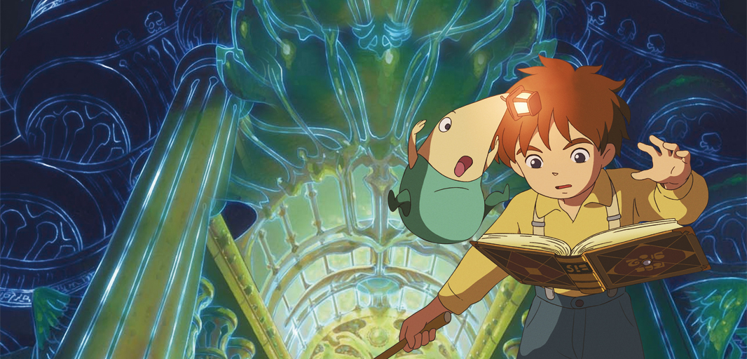 Ni no Kuni in game