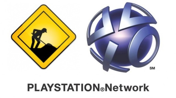 PlayStation Network manutenzione