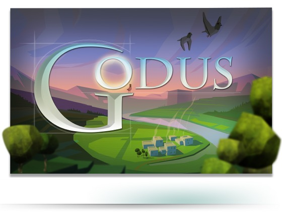 Project GODUS PC cover