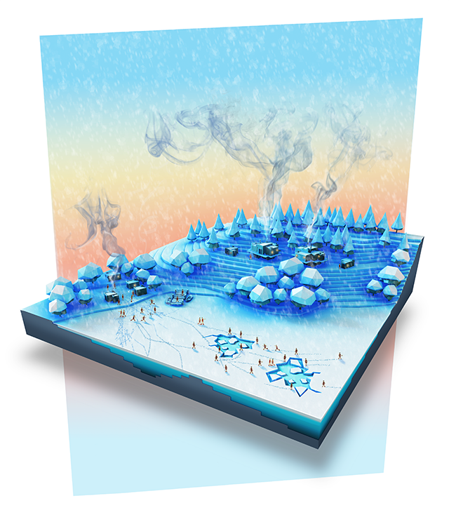 project godus winter