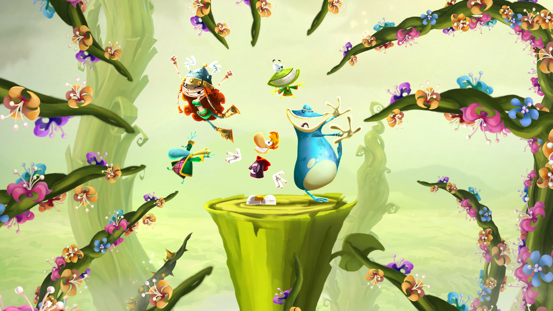 Rayman Legends_Launch_Celebration_Feb28