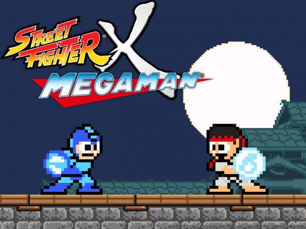 street fighter x mega man 20122012