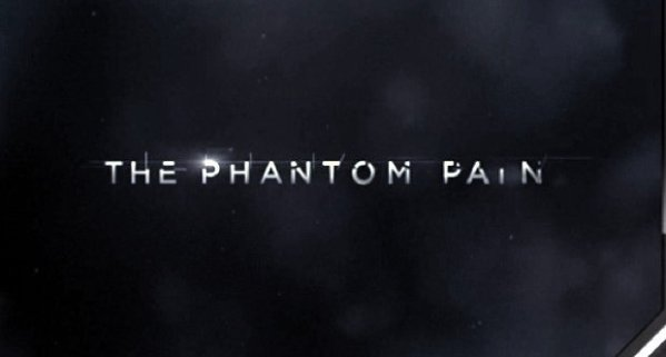 the phantom pain logo
