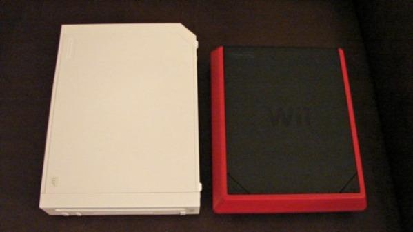 Wii Mini rosso